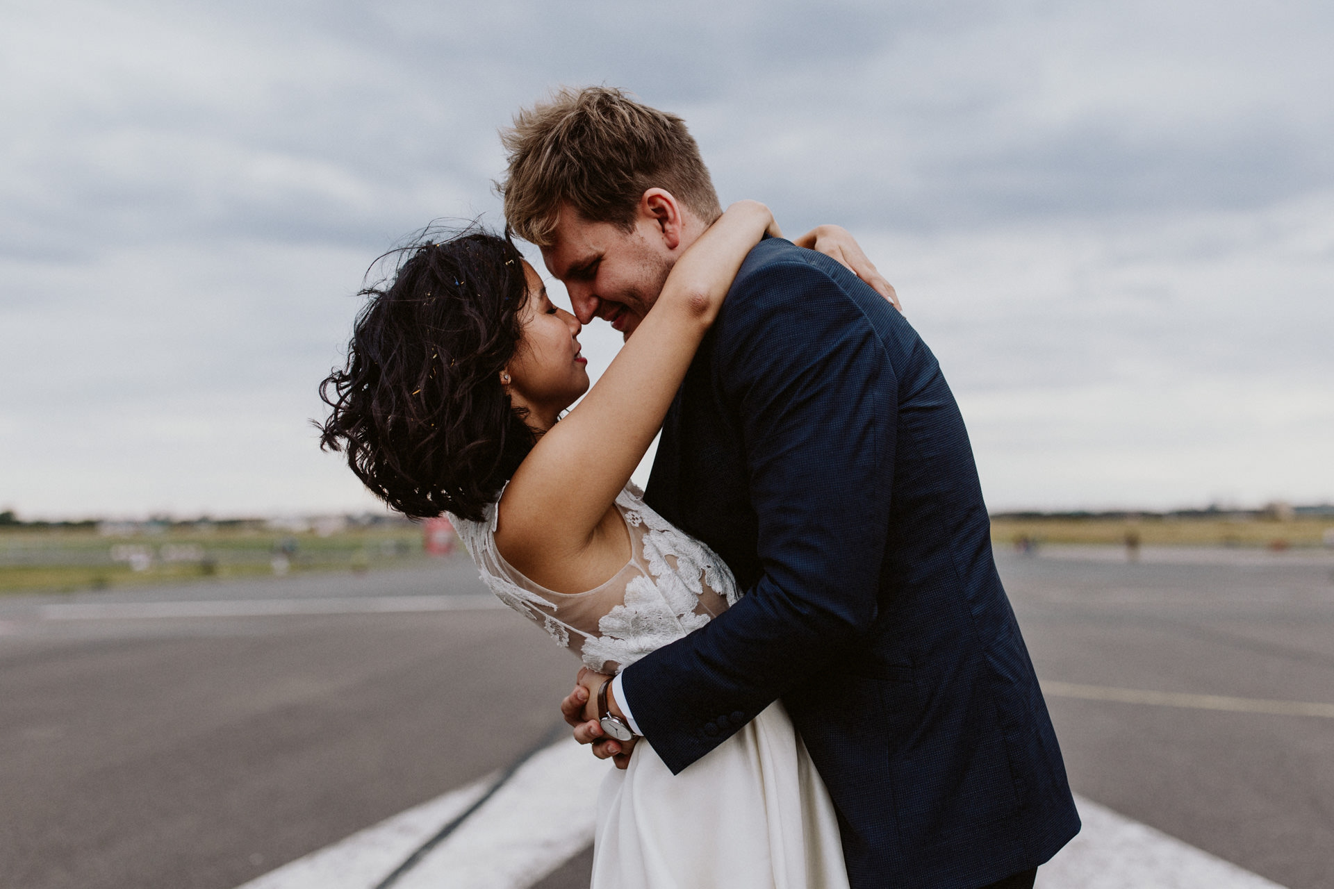 hochzeit brautpaar berlin neukölln heiraten