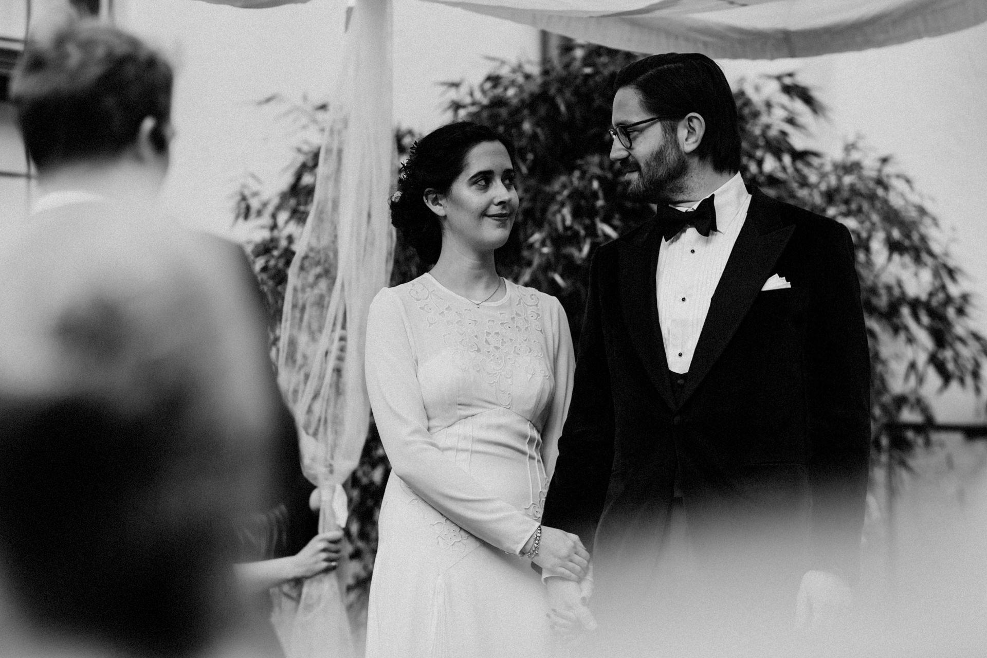 baldachin heiraten chuppa
